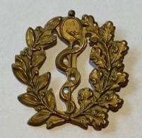 Militaira. Badge Services Médicaux - Services Médicaux