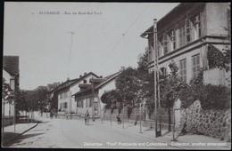 Algrange (Moselle 57) Rue Du Marechal Foch  Militaire Cycliste Enfant - France