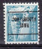 USA Precancel Vorausentwertung Preo, Locals Iowa, Portsmouth 704 - Vereinigte Staaten