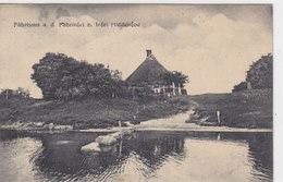 Fährhaus A.d.Fährinsel B. Insel Hiddenfoe - Frankiert         (A-89-120210) - Ruegen