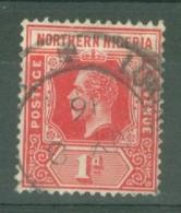 Northern Nigeria: 1912   KGV    SG41    1d    Used - Nigeria (...-1960)