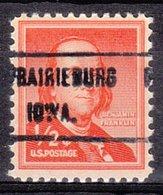 USA Precancel Vorausentwertung Preo, Locals Iowa, Prairieburg 471 - Vereinigte Staaten