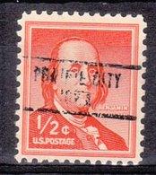 USA Precancel Vorausentwertung Preo, Locals Iowa, Prairie City 734 - Vereinigte Staaten