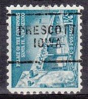 USA Precancel Vorausentwertung Preo, Locals Iowa, Prescott 703 - Vereinigte Staaten