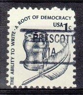 USA Precancel Vorausentwertung Preo, Locals Iowa, Prescott 841 - Vereinigte Staaten