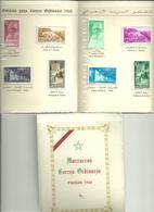 MARRUECOS- Independiente Carnet Cion Serie 1/8 Tipos Diversos  Nuevos Sin Fijasellos (según Foto) - Marruecos (1956-...)