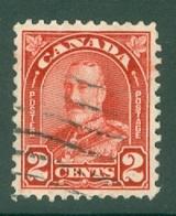 Canada: 1930/31   KGV   SG291    2c   Scarlet  [Die I]      Used - Used Stamps