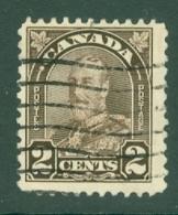 Canada: 1930/31   KGV   SG292b    2c   Deep Brown  [Die II]      Used - Used Stamps