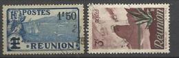 Réunion N°105 Et 272  Oblitérés B/TB    Soldé à Moins De 20 % ! - Reunion Island (1852-1975)
