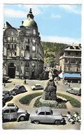 Le Mont-Dore - Automobiles, Scooter - Voitures De Tourisme