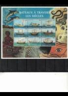 KONGO ( K ) , Dem.Rep. Congo , 2001 , ** , MNH , Postfrisch , Mi.Nr. 1591 - 1599  ,  Kleinbogen - Dem. Republik Kongo (1997 - ...)
