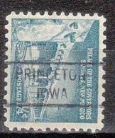 USA Precancel Vorausentwertung Preo, Locals Iowa, Princeton 821 - Vereinigte Staaten