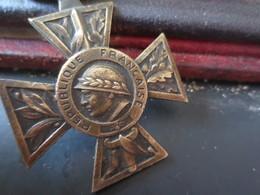 MEDAILLE - 1914-1918- COMBATTANT VOLONTAIRE - Frankrijk