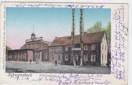 Schwanebeck - Schützenhaus - 1904        (A-89-120210) - Germania
