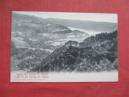 S. Miguel-Açore-  Lake Of The Furnas  Ref 3432 - Açores
