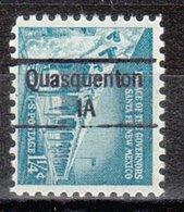 USA Precancel Vorausentwertung Preo, Locals Iowa, Quasqueton 843 - Vereinigte Staaten