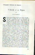 «VILVORDE Et Sa Région» -  Article De 81 Pages Illustré (1964) - Belgique
