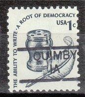 USA Precancel Vorausentwertung Preo, Locals Iowa, Quimby 835 - Vereinigte Staaten