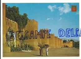 Maroc. Taroudant. Entrée Hôtel Salam Et Remparts. Carte Animée - Maroc
