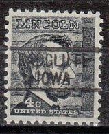 USA Precancel Vorausentwertung Preo, Locals Iowa, Radcliffe 819 - Vereinigte Staaten