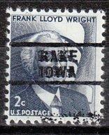 USA Precancel Vorausentwertung Preo, Locals Iowa, Rake 729 - Vereinigte Staaten