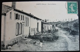 55 - Jametz ( Meuse )  Rue Du Moulin - France