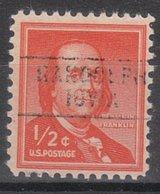 USA Precancel Vorausentwertung Preo, Locals Iowa, Randolph 745 - Vereinigte Staaten