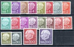 Sarre    / Série N 362 à 381 / NEUFS **  / Côte 30 € - 1957-59 Federation