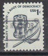 USA Precancel Vorausentwertung Preo, Locals Iowa, Reasnor 841 - Vereinigte Staaten