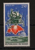 Niger - 1971 - Poste Aérienne PA N°Yv. 150 - Apollo XIV - Neuf Luxe ** / MNH / Postfrisch - Afrika