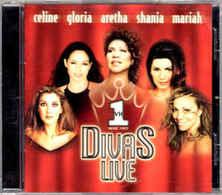 Artistes Varies- VH1 Divas Live - Other - English Music