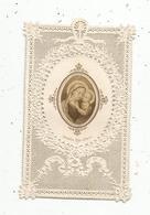 Image Religieuse , Pieuse , Dentelée , Ed. Letaille  , 2 Scans - Images Religieuses