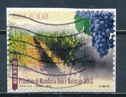 °°° ITALIA 2012 - VINI - PRIMITIVO DI MANDURIA DOCG °°° - 1946-.. République