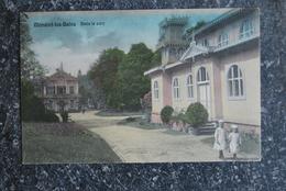 1732/ MONDORF-les-BAINS - Dans Le Parc (colorisée) - Mondorf-les-Bains