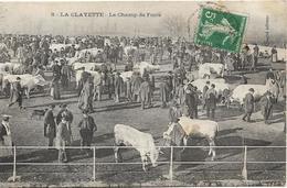 LA CLAYETTE Le Champ De Foire - France