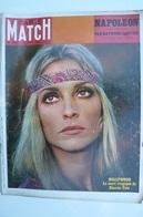 Paris Match N° 1059 Du 23 Août 1969 - L'assassinat De Sharon Tate - Dossier Napoléon 1 - General Issues