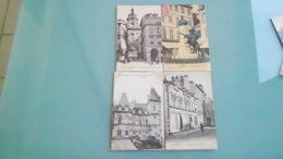17CARTESLOT DE 16 CARTES DE LA ROCHELLE N° DE CASIER 1 - Cartes Postales