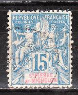 64  Timbre Des Colonies - Bonne Valeur - Oblit. - LOOK!!!! - St.Pierre Et Miquelon