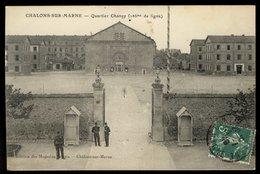 Châlons-sur-Marne - Quartier Chanzy (106ème De Ligne) - Châlons-sur-Marne