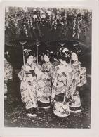 JAPAN JAPÓN 16*12CM Fonds Victor FORBIN 1864-1947 - Personas Identificadas