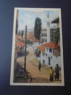SARAJEVO BOSNIA - ALIFAKOVAC - TRAVELLED - Bosnia And Herzegovina