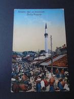 SARAJEVO BOSNIA - CARSIJA - TRAVELLED - Bosnia And Herzegovina