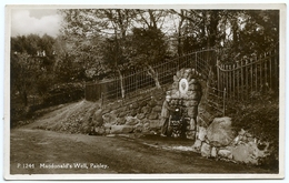 PAISLEY : MACDONALD'S WELL - Renfrewshire