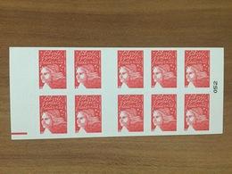 Carnet 3419-C17 Type Marianne Luquet - Repère Electronique - Parfait état - Postzegelboekjes