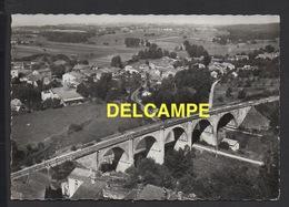 DD / 70 HAUTE SAÔNE / PASSAVANT / VUE GENERALE AÉRIENNE DU VIADUC / SÉRIE EN AVION AU-DESSUS DE ... / 1977 - Autres Communes