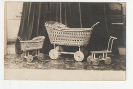 CARTE PHOTO - PUBLICITAIRE - ELBEUF - VANNERIE - E. HALLEY FILS - 2 RUE DE LA REPUBLIQUE - 76 - Elbeuf