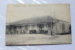 Lège Bourg Hôtel Et Café Ducamin  644CP01 - Autres Communes