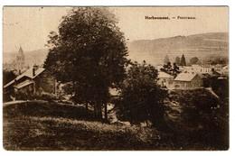 Herbeumont - Panorama - Circulée - 2 Scans - Herbeumont