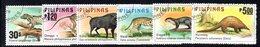 APR1525 - FILIPPINE 1979, La Serie Usata A Tema ANIMALI (2380A) . - Filippine