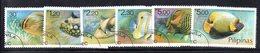 APR1527 - FILIPPINE 1979, La Serie Usata A Tema PESCI (2380A) . Fish - Filippine